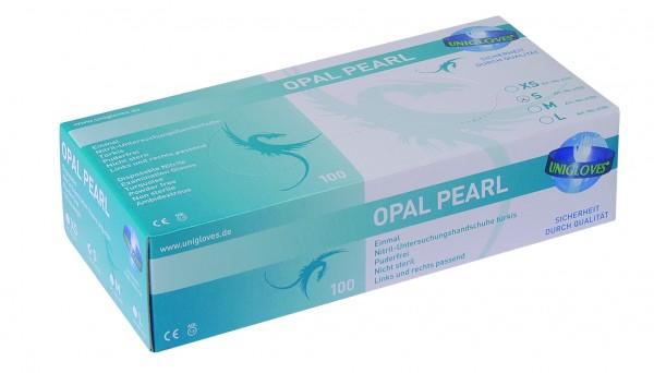 Unigloves Nitrilhandschuhe OPAL PEARL | XS-L | 100 Stück/Box