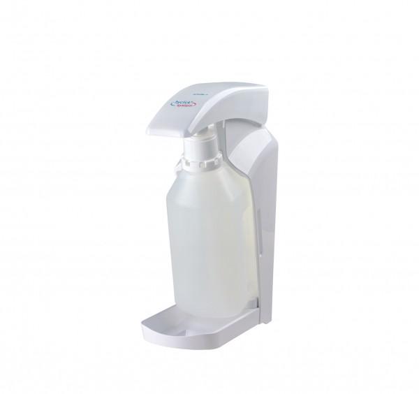 Schülke hyclick® Präparate-Spender Vario | Für 1 Liter & 500 ml hyclick®-Flaschen