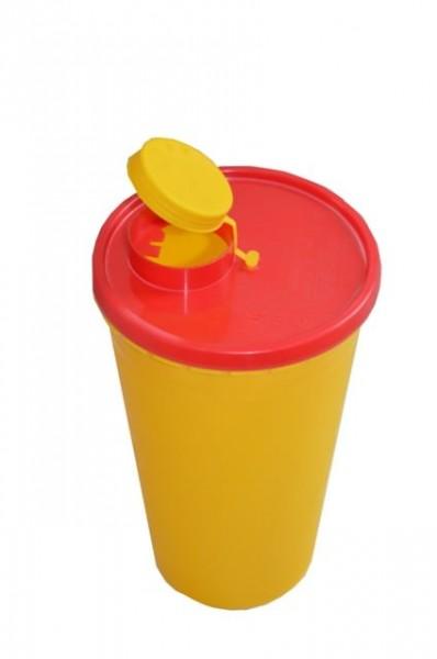 Kanülenabwurfbehälter   Multi-Safe quick 2500   2,5 Ltr.