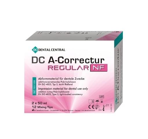 DC A-Correctur regular NF 2 x 50 ml Kartusche