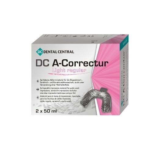 DC A-Correctur ligth regular 2 x 50 ml Kartusche