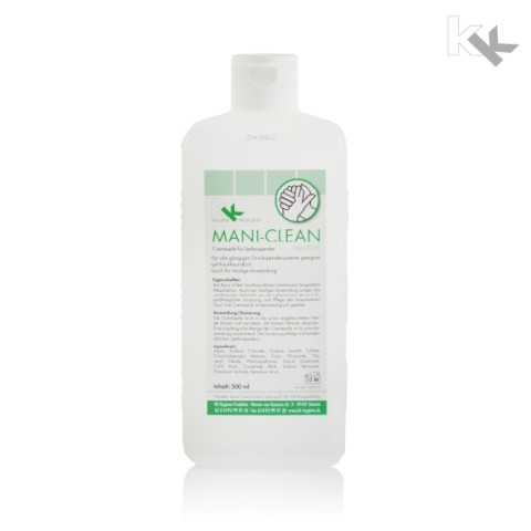 KK Mani-Clean Neutral 500ml Euroblock-Flasche