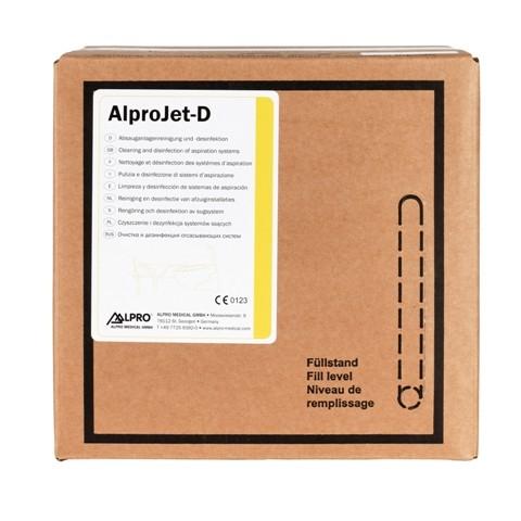 AlproJet D 10 Liter Cubitainer