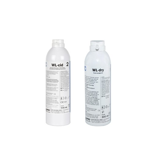 WL-cid Einführungsset mit 1Flasche WL-cid 500ml + 1Flasche WL-dry 300ml