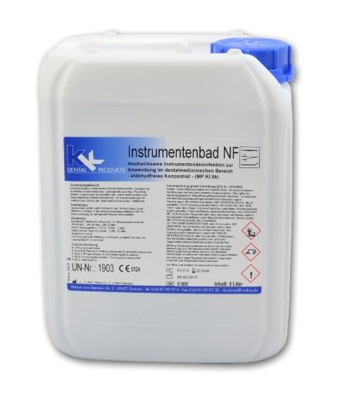 KK Instrumentenbad NF Konzentrat 5 Liter
