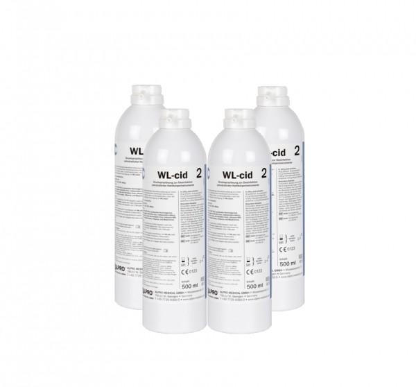 WL-cid Desinfektionsspray 4 x 500 ml