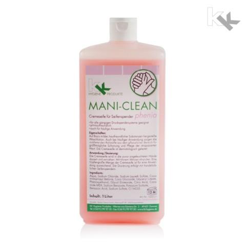 KK Mani-Clean Phenia 1 Liter Euroblock-Flasche