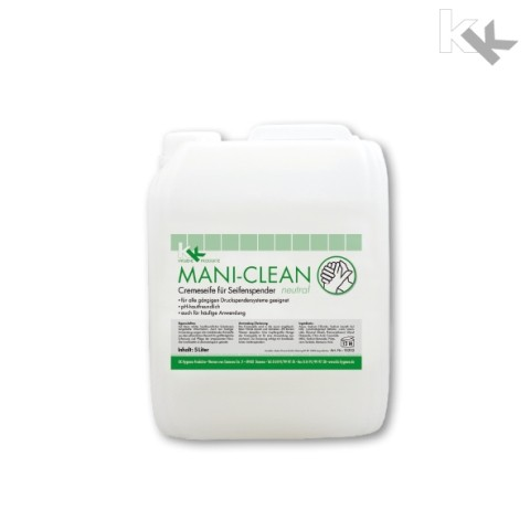 KK Mani-Clean Neutral 5 Liter Kanister