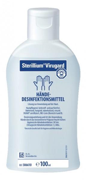 Sterillium® Virugard Händedesinfektion | Kittelflasche | 100 ml