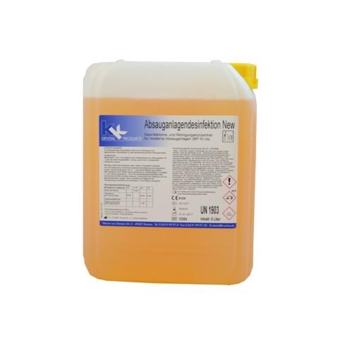 KK Absauganlagendesinfektion New Konzentrat 5 Liter