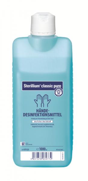 Sterillium® Classic Pure | 1.000ml | Flasche