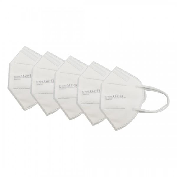 Feinstaubmaske FFP 2 | 30 Stück/ Box | ohne Ventil