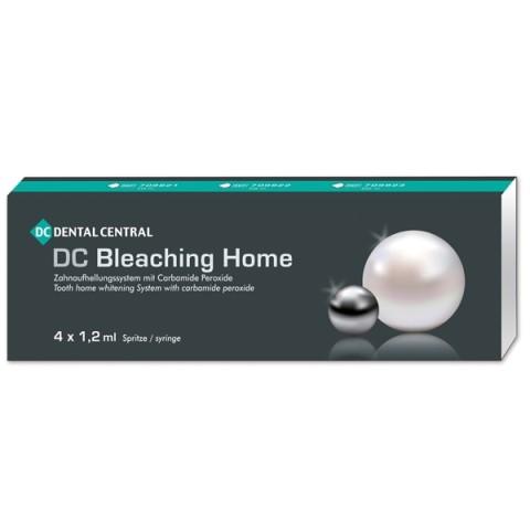 DC Bleaching Home 4 x 1,2 ml Spritzen 16%