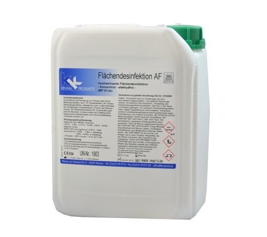 KK Flächendesinfektion AF New 5 Liter Kanister