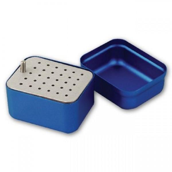 DC Endo Aufbewahrungsbox | rechteckig | blau