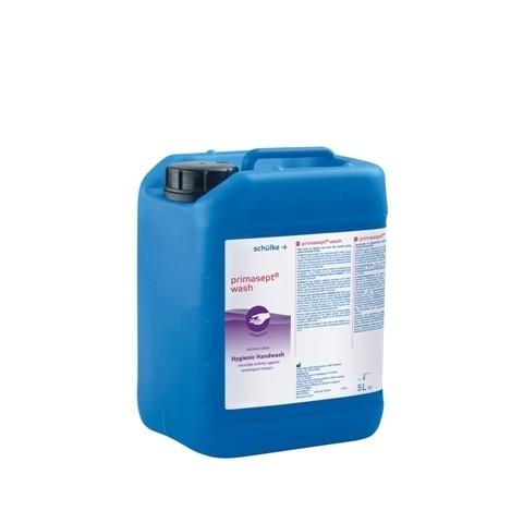 primasept® wash | Antimikrobielle Waschlotion | 5 Liter