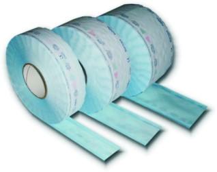 Sterilisationsschlauch 250 mm x 200 m