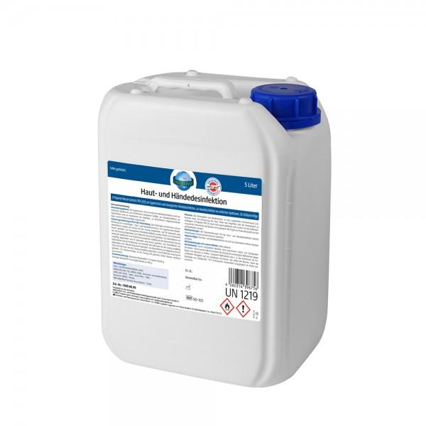 Unigloves | Haut- u. Händedesinfektion | 5 Liter