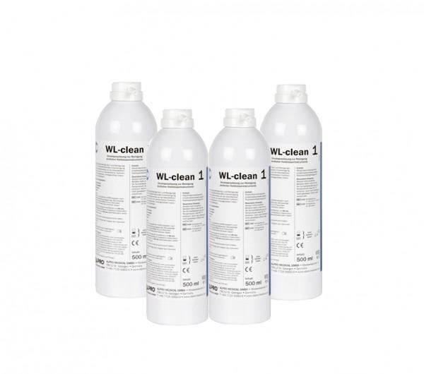 WL-clean Reinigungsspray 4 x 500 ml