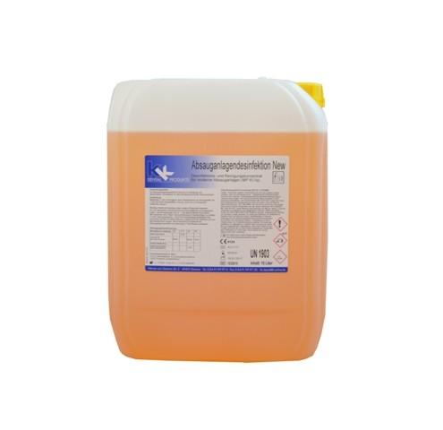KK Absauganlagendesinfektion New Konzentrat 10 Liter Kanister
