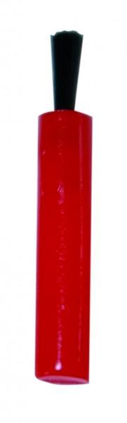 Einwegpinsel roter Schaft 50 Stück/Beutel