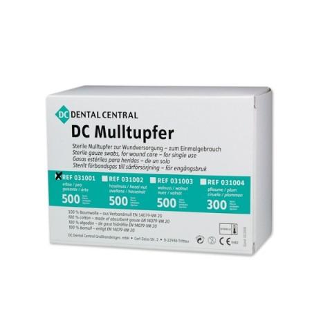 DC Mulltupfer 300 Stück Pflaume