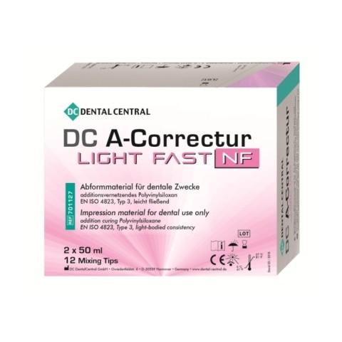 DC A-Correctur ligth fast NF 2 x 50 ml Kartusche
